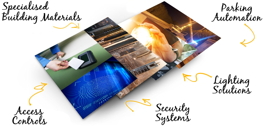 Access Controls, Access Automation, Parking Automation, Lighting Solutions